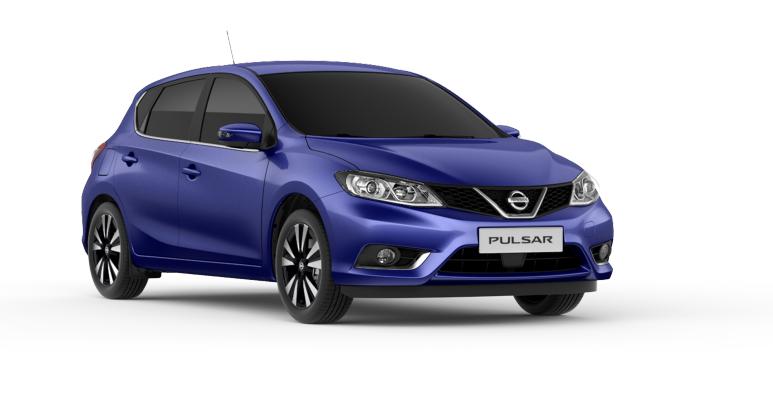 Nissan Pulsar full